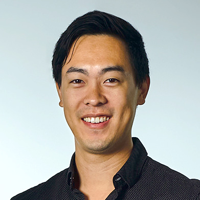 Business portrait of medical software consultant