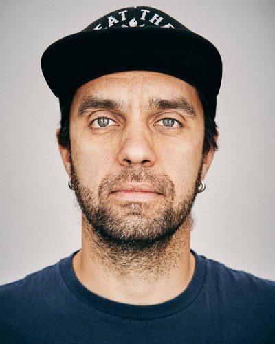 headshot of portrait photographer Paulius Musteikis